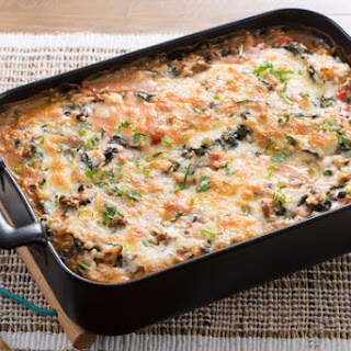 Monterey Chicken And Rice Casserole Recipes