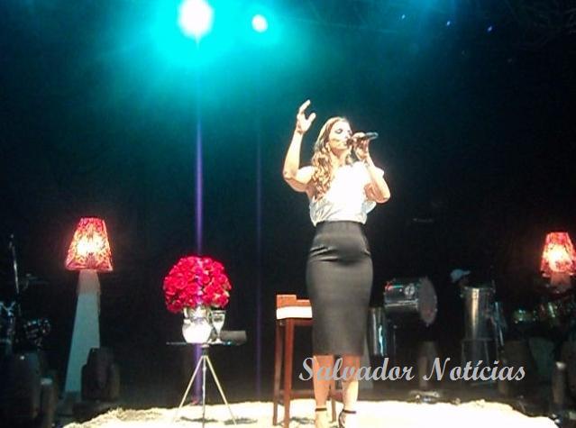 Show Ivete Sangalo no TCA