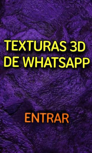 FONDOS 3D DE WHATSAPP
