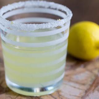 Lemongrass Lemon Drop Recipe