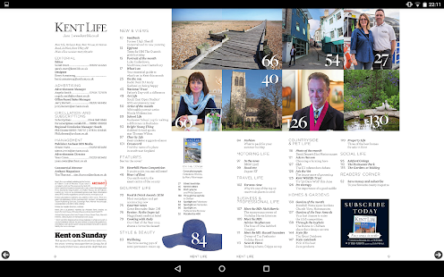 Kent Life Magazine- screenshot thumbnail