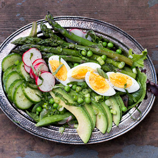 Green Spring Salad Recipe