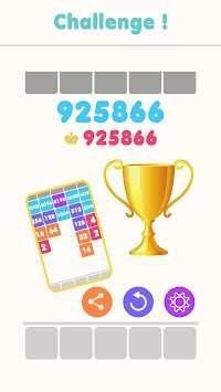 Shoot 2048 - reinvention of the classic puzzle