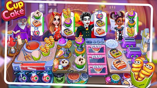 Halloween Cooking: Chef Madness Fever Games Craze  screenshots 1