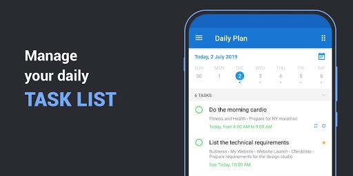 Chaos Control: GTD Organizer & Task List Manager screenshots apkspray 2