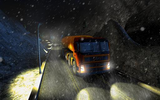 Real Manual Truck 3d simulator 2020 apktram screenshots 3