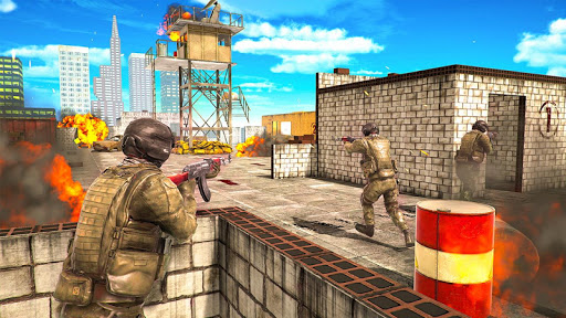 Special Ops 2020: Encounter Shooting Games 3D- FPS Apk 2