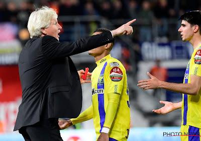 """Le coach de Saint-Trond balaie les lamentations genkoises d'un revers de la main : """"Je suis super fier"""""""