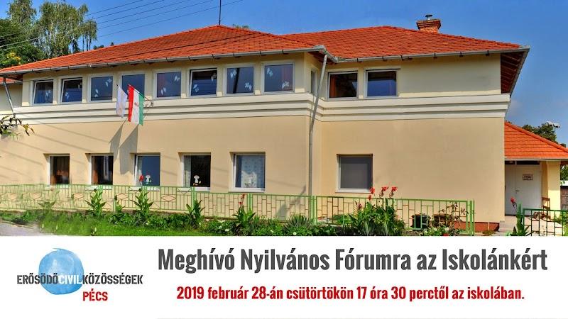 Meghívó Nyilvános Fórumra az Iskolánkért 2019 február 28