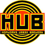 Logo for Hopworks Urban Brewery