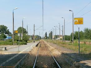 Photo: Tor główny i perony (widok w stronę Bydgoszczy) {Bydgoszcz Fordon; 2013-06-08}