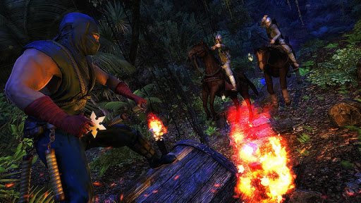 Ninja Fighting Spree 1.9 Cheat screenshots 7