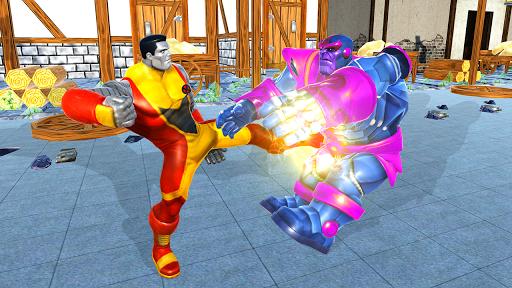 Mafia Thanos Vs Avengers Superhero Infinity Fight 1.0.1 screenshots 7