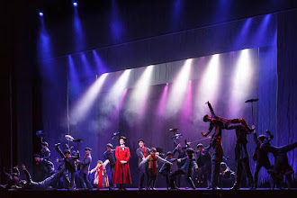 "Photo: MARY POPPINS. Premiere am 1.10.2014 im Wiener ""Ronacher"".  Annemieke van Dam. Foto: DI.Dr. Andreas Haunold"
