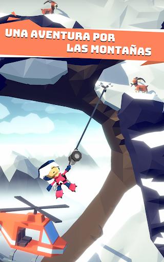 Hang Line: Mountain Climber screenshot 11