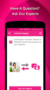 TheFitMomProject Pregnancy App- screenshot thumbnail