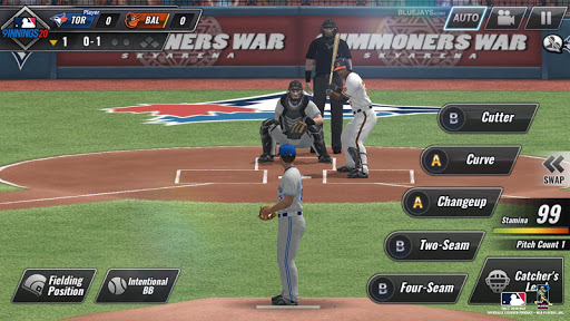MLB 9 Innings 20 5.0.3 screenshots 11