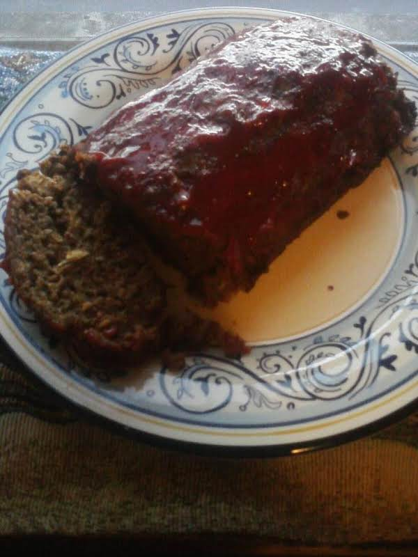 Vegetarian Meatloaf Recipe