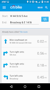 Citi Bike- screenshot thumbnail
