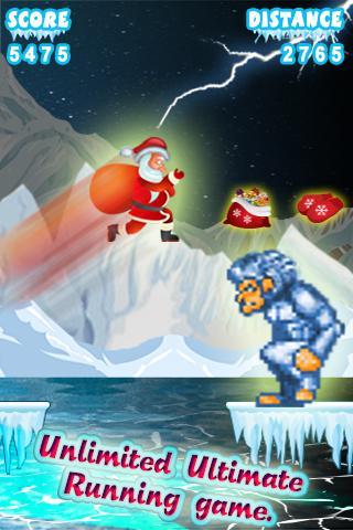 Run At North Pole 1.2 screenshots 3