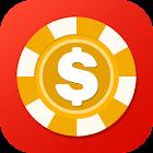 Dinheiro Fácil - Jogo de Jogo Ganhe Recompensas icon