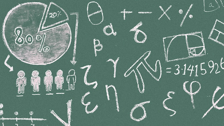 Maths illustration. Picture: PIXABAY