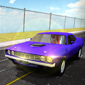 Modern City Muscle Car Driving Game Auto Challenge
