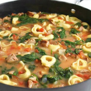 Cheese Tortellini Healthy Recipes