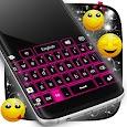 Pink Neon Keypad Theme icon