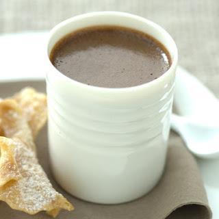 Chocolate Espresso Puddings