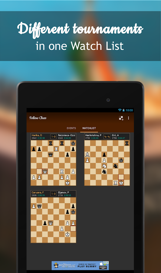 Follow Chess- screenshot
