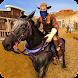 ワイルドウェストタウン保安官マウントされた馬のシューティングゲーム - Androidアプリ