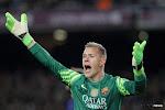Le Barça tremble pour Ter Stegen