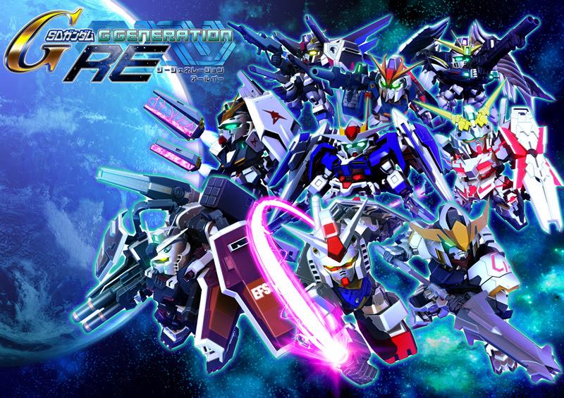 [SD Gundam G Generation RE] เปิดรับลงทะเบียนล่วงหน้าแล้ว!