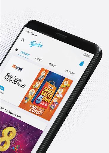 FlyerBin: Weekly Promotions, Deals & Shopping List screenshots 2