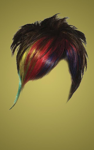 Hairstyle Photo Suit Montage
