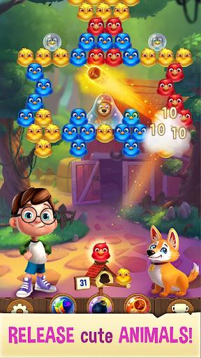 Bubble Birds V - Color Birds Shooter