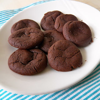 Super Soft Chocolate Cookies (With Black Beans)