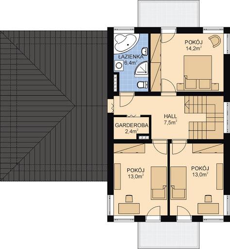 APS 218 new - Rzut piętra