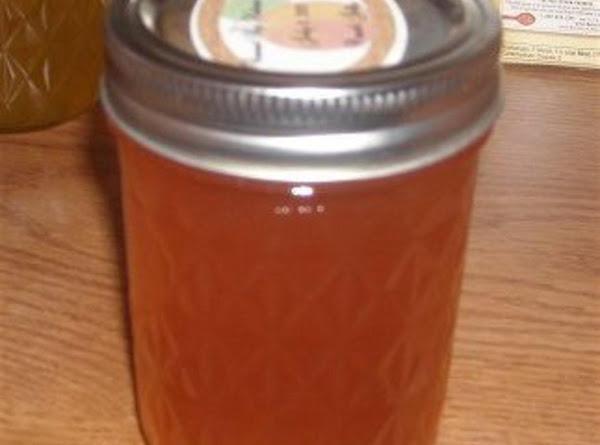 Peach Jelly Recipe