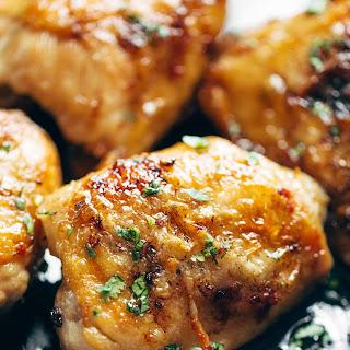 Honey Lemon Chicken.