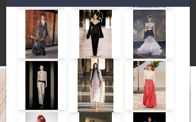 Wondr Chrome Extension for Fashion Designers