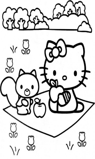Hello Kitty Paint for PC