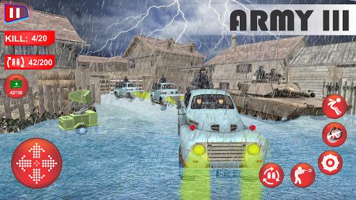 Modern Warfare action: Offline Critical games 1.4 screenshots 1