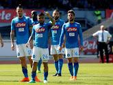 Mertens bleef met Napoli steken tegen Torino