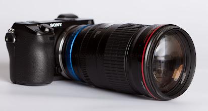 Photo: Nex-7 w/ Canon 135mm f/2 Lens