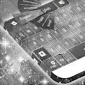 Grey Keyboard icon