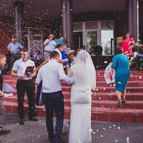 Wedding photographer Viktor Ilyukhin (Vitayr). Photo of 10.12.2017