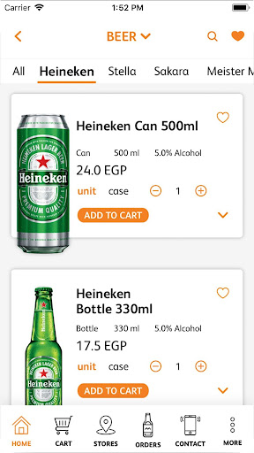 Drinkies Store التطبيقات على Google Play