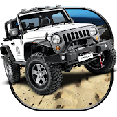 MMX 4x4 Offroad Jeep Racing 3D